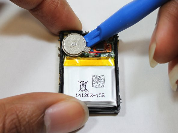 Pebble Steel Vibration Motor Replacement