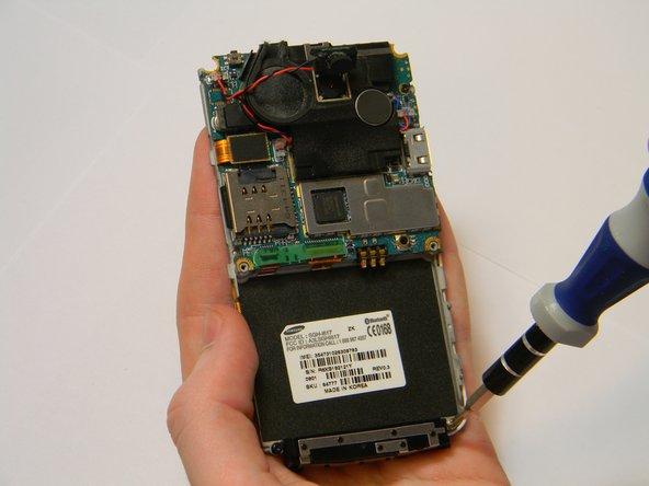 Samsung BlackJack II Antenna Replacement