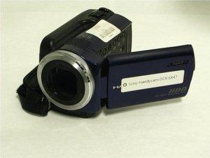 Sony Handycam DCR-SR 47