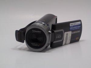 Samsung HMX-QF20 Repair