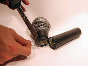How to Shure SM58