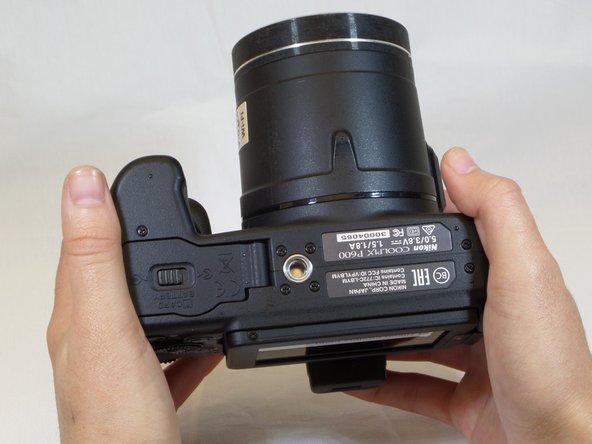 Nikon COOLPIX P600 Battery Replacement