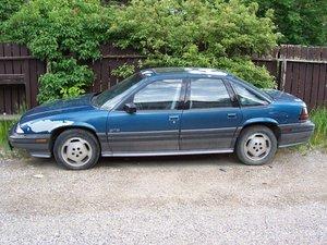 1985-1991 Pontiac Grand Am Repair