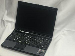 Reparación de HP Compaq 6910p