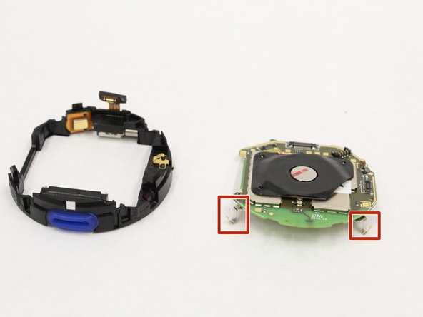 Fossil Q Marshal Gen 2 Motherboard Replacement