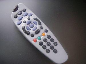 Sky TV Remote Teardown