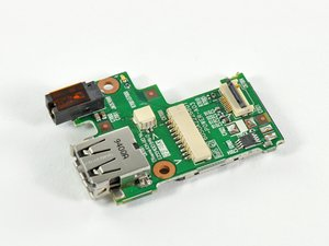USB & Power Board