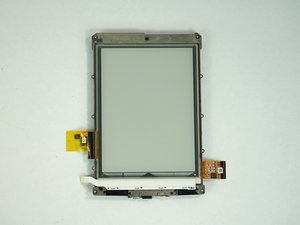 Screen/Display Touch Panel