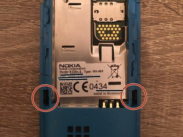 Nokia 5130 XpressMusic Keypad Replacement