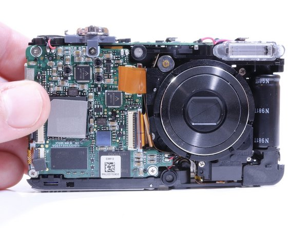 Samsung SCV-VLUUST50 Cover Replacement
