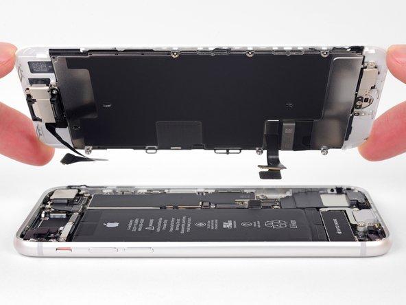 Remplacement de l'ensemble écran de l'iPhone 8