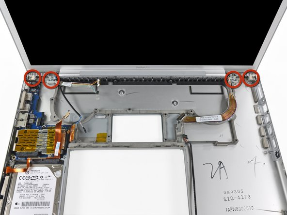 """MacBook Pro 17"""" Models A1151 A1212 A1229 and A1261 Lower Case Replacement"""