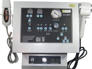 How to repair hoses for 4 Function Diamond Microdermabrasion Unit SLY-08XLT. NV-07D Vacuum System