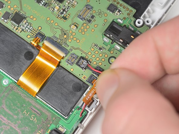 Nintendo 3DS 2015 Motherboard Replacement