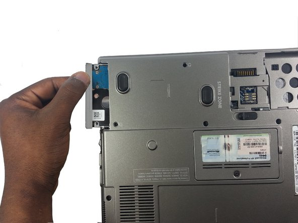 Dell Latitude D630 Hard Drive Replacement