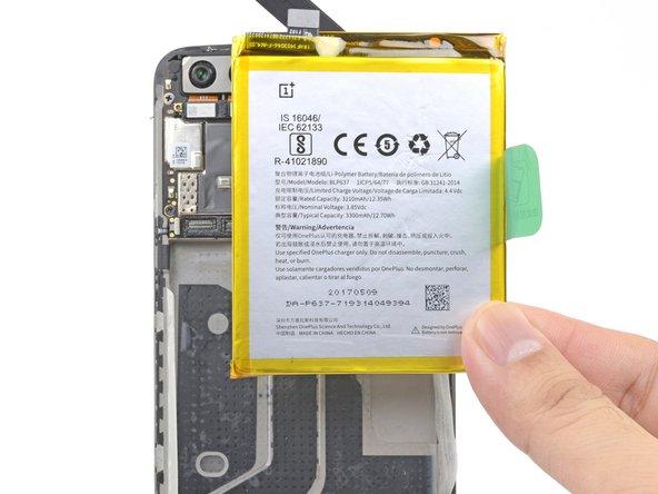 Sostituzione Batteria OnePlus 5