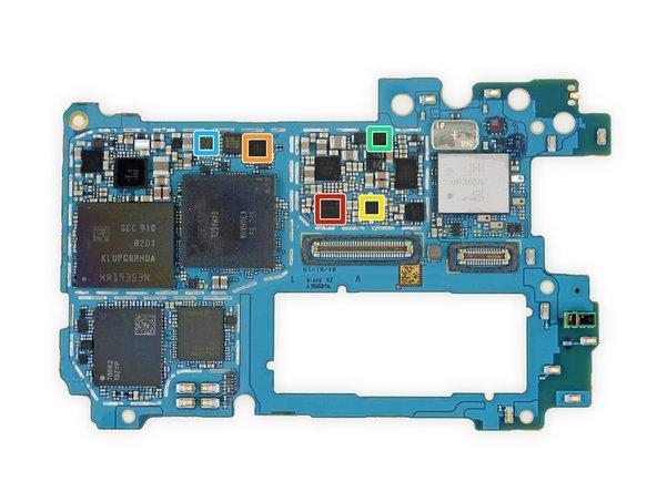Main PCB IC ID, part 2: