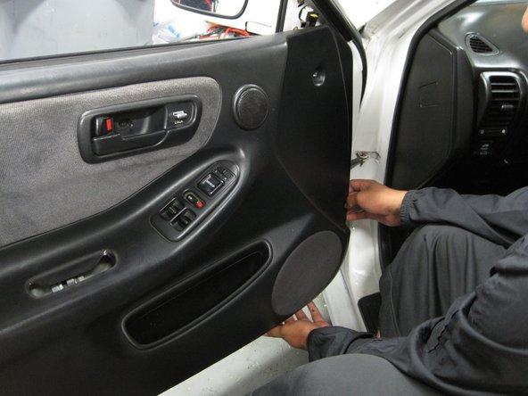 1994-2001 Acura Integra Door Panel Replacement