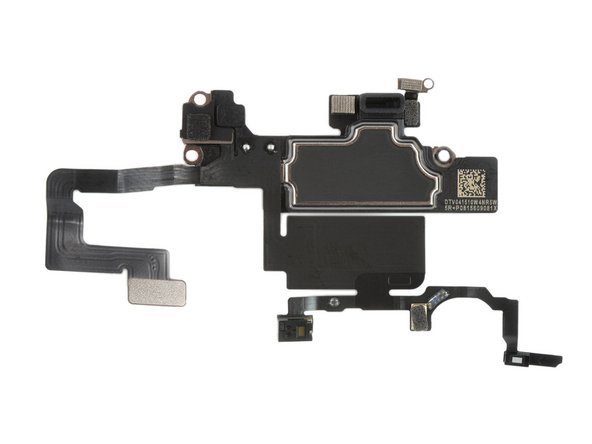 iPhone 12 mini Earpiece Speaker and Front Sensor Assembly Replacement