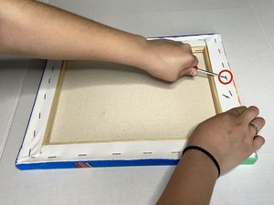 How to Restore a Used Canvas
