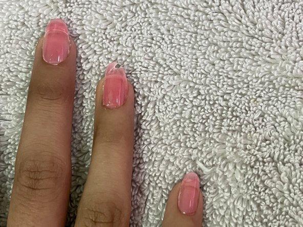 Polygel Nail Replacement