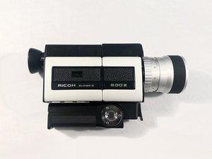 Film Cartridge Door