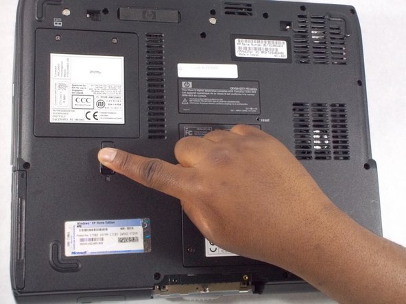 HP Pavilion ze5000 Battery Replacement