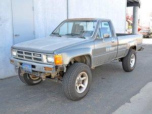 1984-1988 Toyota Pickup Repair