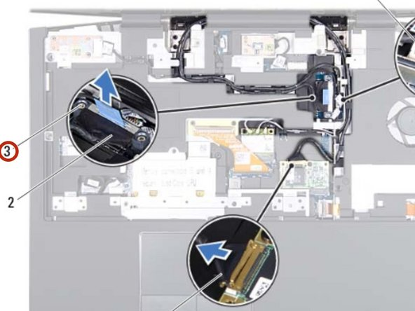 Dell Alienware M17x R4 Display Assembly Replacement