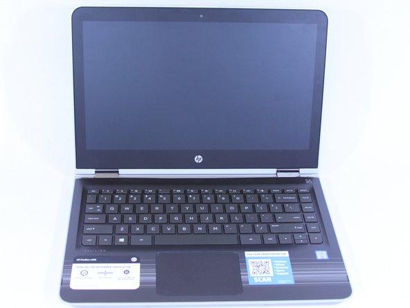 HP Pavilion x360 m3-u001dx Keyboard Replacement