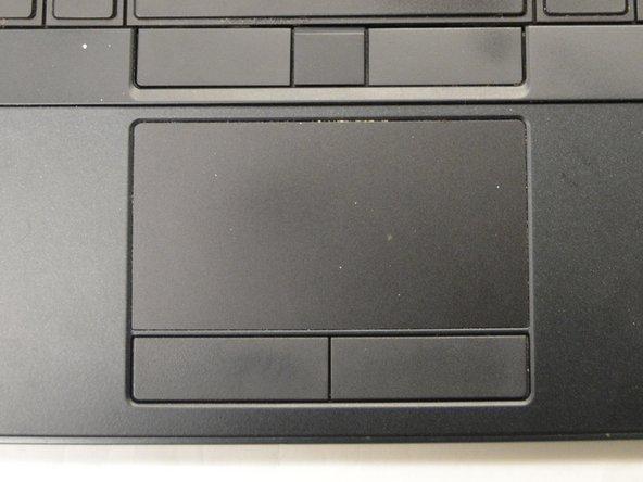 Dell Latitude E7440 Trackpad Replacement