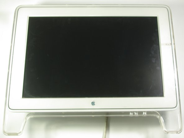 Apple Cinema Display M8149 LCD Control Board Replacement