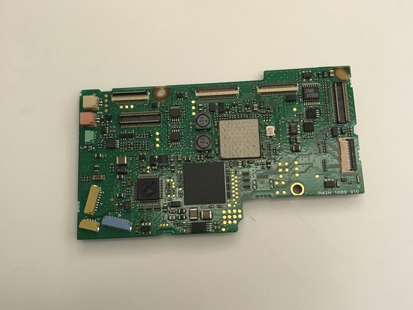 Canon Powershot Pro1 Motherboard  Replacement