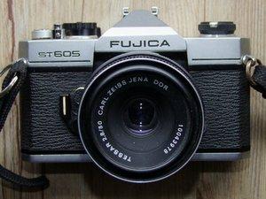 Fujica ST605N Repair