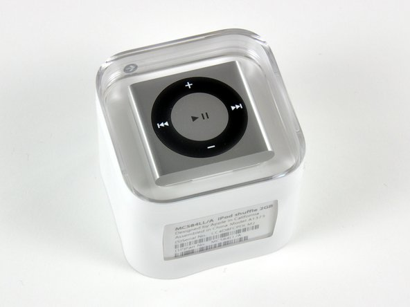 Apple's latest incarnation of the Shuffle bears little resemblance to its immediate predecessor.