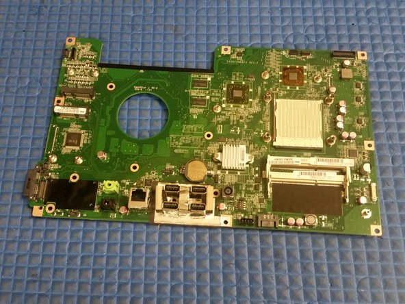 HP 310-1037 Motherboard Replacement