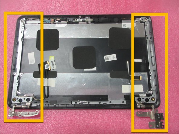 Dell Chromebook 3180 LCD Hinges Replacement
