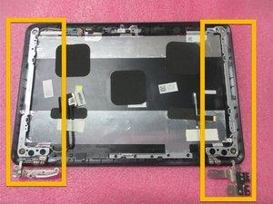 LCD Hinges