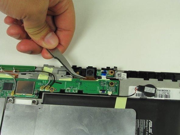 ASUS Eee Pad Transformer Back Facing Camera Replacement