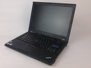 Lenovo Thinkpad T410i Repair