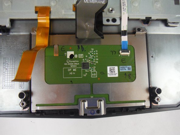 Dell Alienware 13 Touch pad Replacement