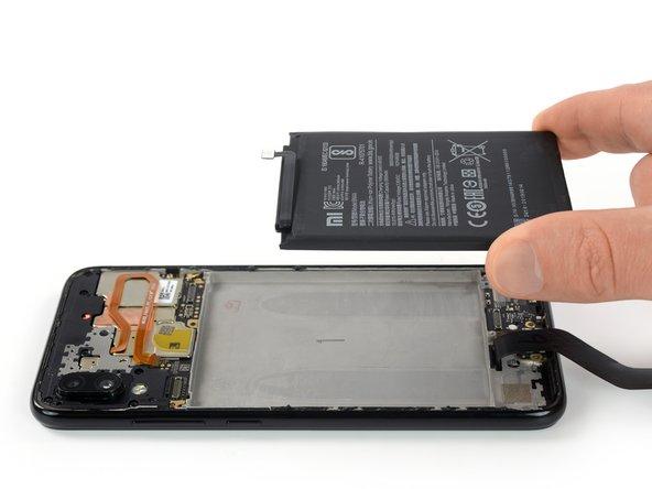 Xiaomi Redmi Note 7 Akku tauschen