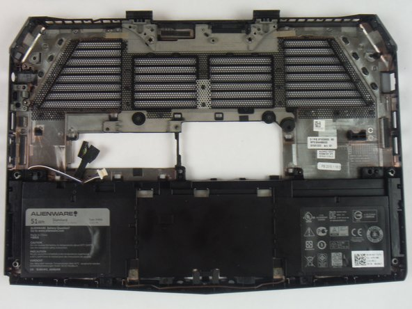 Dell Alienware 13 Computer Base Replacement