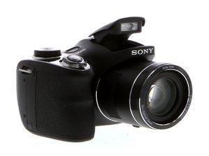 Handleiding  Sony Cyber-shot DSC-H300