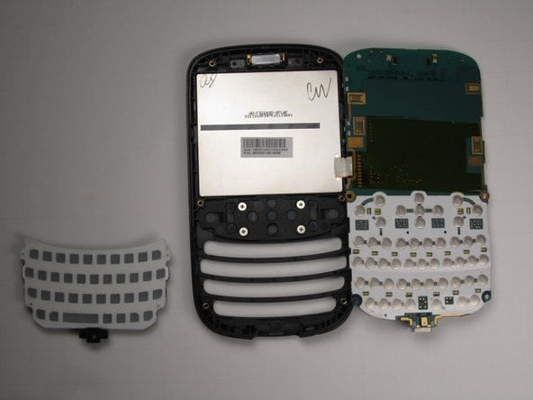 HTC SMT 6175 Keyboard Replacement