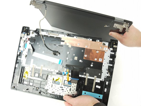 Lenovo IdeaPad Flex 5-1570 Display Assembly Replacement