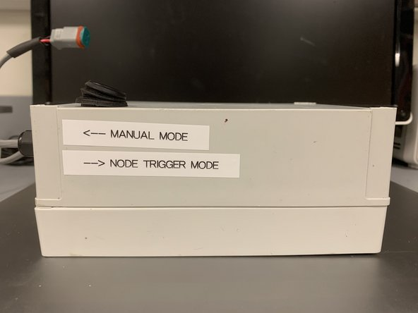 Autosampler Reset for Node Triggered Sampling  (For Old & New Versions)