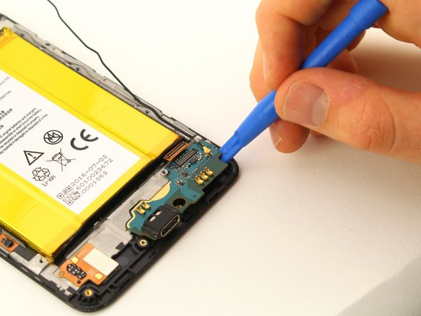 ZTE ZMax Pro Charging Port Replacement