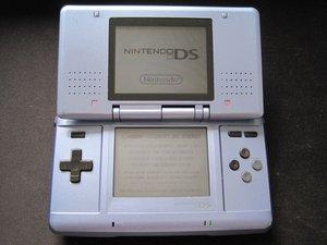 Nintendo DS Bild justieren