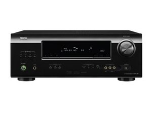 Home Audio Receiver Denon AVR391 Repair